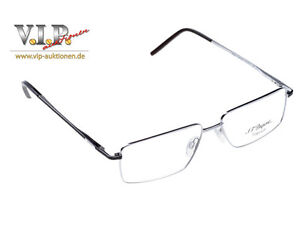 St.Dupont Titanium Glasses Sunglasses Glasses Eyeglasses Frame Occhiali Lunette