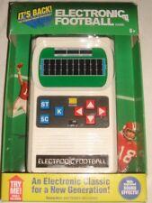 Nib Electronic Football Retro 1970's Handheld Pocket Travel Portable Video Game