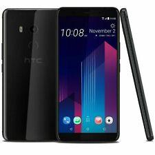 HTC U11+ Ceramic Noir 64 Go 4 Go RAM 6.0'' Dual SIM (Débloqué) LTE Smartphone