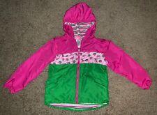 Lily & Dan rainjacket size xs 4/5 nwot