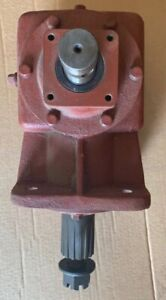 "Bobcat Brushcat 60"" Gearbox for Brush Cutters / Skid Steer Mowers. Replacement"