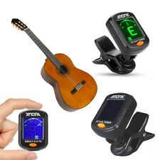 A LCD Clip-on Electronic Digital Guitar Tuner for Chromatic Violin Ukulele B @fy