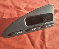 FORD FAIRMONT GHIA FALCON EL EF XR6 TRIP COMPUTER CLOCK OVERSPEED NEAR NOS! S64