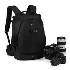 Lowepro Flipside 400 AW DSLR Camera Photo Bag Backpack Weather Cover (Black)