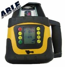 DIAL IN GRADE  LASER LEVEL DRAINAGE