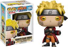 Funko Pop! Naruto Shippuden Vinyl Figure New With Box NARUTO (SAGE MODE)