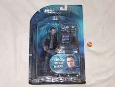 NEW Stargate Atlantis Field Ops Rodney McKay Action Figure SEALED toy series two
