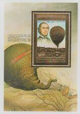 Burkina Faso 623B (Gold stamp SS) MNH  ..  2021 Scott=$25.00