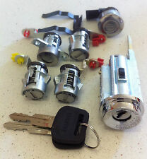 TOYOTA HIACE (Ignition + Door Lock Cylinders + Keys) BRAND NEW - 89 to 05 Hiace
