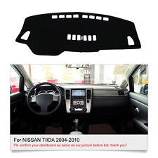Fits For NISSAN TIIDA 2004-2010 Dashboard Cover Mat DashMat Dash Mat Fly5D