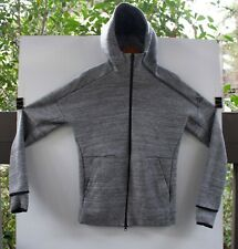 Adidas Z.N.E Storm Heathered Mens Hoody - Grey Size S