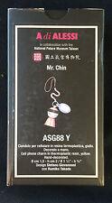 Ciondolo per Cellulare/SmartPhone MR. CHIN A di ALESSI - GIALLO mai usato