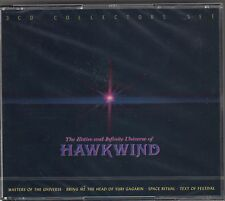 Welcome To The Future: The Entire And Infinite Universe Of Hawkwind