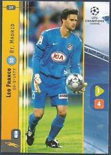 PANINI UEFA CHAMPIONS LEAGUE 2008-09- #029-ATLETICO MADRID-LEO FRANCO