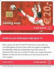 Arenakaart A090-01 20 euro: Huntelaar