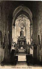 CPA Corroy - Interieur de l'Eglise (363502)