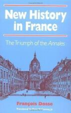 New History in France: THE TRIUMPH OF THE *ANNALES*-ExLibrary