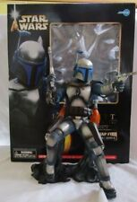 Kotobukiya Artfx Star Wars Jango Fett 1:7 Episode II Attack Of The Clones Figure