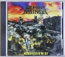 Drünken Bastards- Motherfucker in Thy Sky    CD