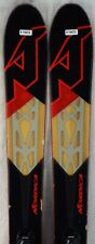 14-15 Nordica NRGy 100 Used Men's Demo Skis w/Bindings Size 169cm #819472