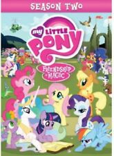 My Little Pony: Friendship Is Magic - Season Two (DVD, 2013, 4-Disc Set)