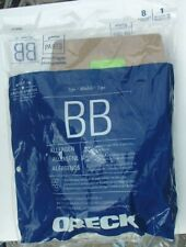 Lot of TWO 8 Count Packs AK1BB8A BB Vacuum Bag Oreck Compact Canister Green