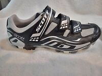 Scott Unisex Cleat Black Velcro Sz 7.5 / 39