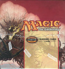 MAGIC THE GATHERING 7TH ED 2 PLAYER STARTER DECK BOX BLOWOUT CARDS