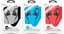 Brand New Jarv Wireless Earbuds Bluetooth Sport Running Earphones Siri / Google