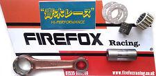 KAWASAKI KX125 KX 125 1994 1995 1996 1997 Mitaka Biela Kit Con Varilla