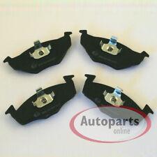 VW Polo 09-1.2 74bhp Delantero Discos /& Pastillas De Freno 256mm ventilados