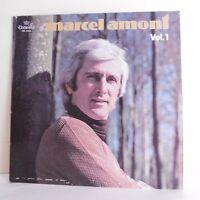 """33T Marcel AMONT Disque Vinyle LP 12"""" Vol. 1 MONSIEUR - VERSAILLES 34122"""