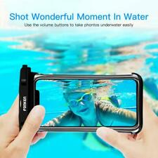Waterproof Mobile Cover Swimming Case Underwater Photography For i phone Samsung