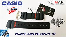 CASIO ORIGINAL BAND / CORREA DW-5600PIG-1EF (EDICION ESPECIAL PARA PIGNOISE)
