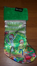 Rick and Morty  Christmas Stocking  Merry Rickmas
