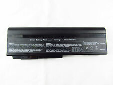 New Laptop Battery for Asus M60 M60J M60Jv M60Vp A32-M50 A33-M50 9cell 7800mAh
