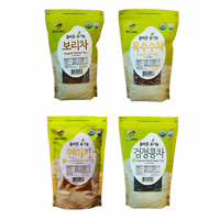 McCabe Organic Tea, (4-Pack) (Corn, Barley, Black Bean, and Brown Rice Tea)