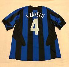 Maglia FC INTER 2005 - 2006 ZANETTI