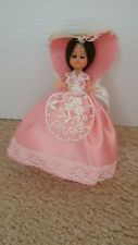 Beautiful Belgium Costume Doll Excellent Condition
