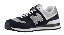 NEW BALANCE 574 MEN'S NAVY CLASSIC SNEAKERS 1163 SIZE 15 D