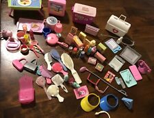 VINTAGE BARBIE ACCESSORIES LOT !
