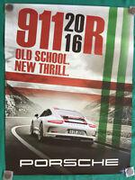PORSCHE CLASSIC OFFICIAL CAR STICKER SHEET 17 DIFFERENT STICKERS NEW