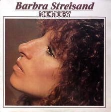 """Barbra Streisand 7"""" Memory - Europe (VG+/EX)"""