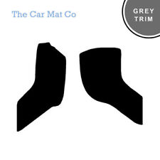 Suzuki Carry 1999-2006 Fully Tailored Black Carpet Van Mats With Grey Binding