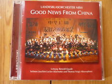 Das Landesblasorchester NRW Good News From China Renold Quade Joachim Locker