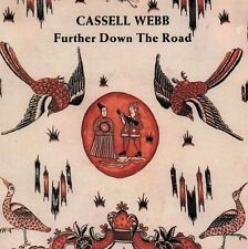 "Cassell Webb(7"" Vinyl P/S)Further Down The Road-China-WOK 2011-UK-1991-VG/VG"