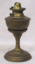 Vintage Kerosene Lamp Perkins Safety Lamp Brass 1870s
