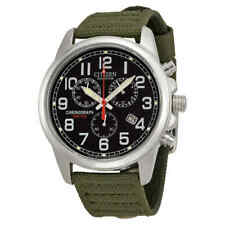 NEW Citizen Eco Drive Men's Chronograph Watch - AT0200-05E