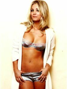 Hollywood Celebrity Art Poster KALEY CUOCO Poster |24 x 36 inch| 14