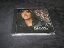 The Bodyguard Original Motion Picture Soundtrack CD